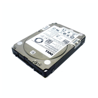 Hard Disc Drive dedicated for DELL server 2.5'' capacity 600GB 15000RPM HDD SAS 6Gb/s W348K-RFB | REFURBISHED