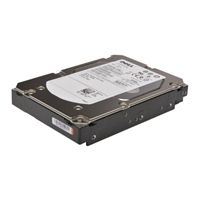 Hard Disc Drive dedicated for DELL server 3.5'' capacity 1TB 7200RPM HDD SAS 6Gb/s FNW88-RFB   REFURBISHED