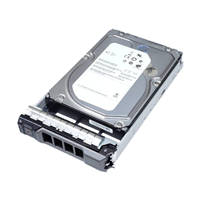 Hard Disc Drive dedicated for DELL server 3.5'' capacity 4TB 7200RPM HDD SAS 6Gb/s 7J9RN