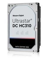 Hard Disk Drive Western Digital Ultrastar DC HC310 (7K6) 3.5'' HDD 4TB 7200RPM SATA 6Gb/s 256MB | 0B36040