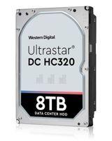 Hard Disk Drive Western Digital Ultrastar DC HC320 (7K8) 3.5'' HDD 8TB 7200RPM SATA 6Gb/s 256MB   0B36402