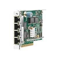 Network Card HPE 665240-B21 4x RJ-45 PCI Express 1Gb