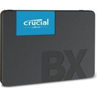 SSD disk Crucial BX500 120GB 2.5'' SATA 6Gb/s TLC 3D-NAND   CT120BX500SSD1