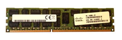 Memory RAM 1x 16GB Cisco UCS & DMS DDR3 1866MHz ECC REGISTERED DIMM | UCS-MR-1X162RZ-A
