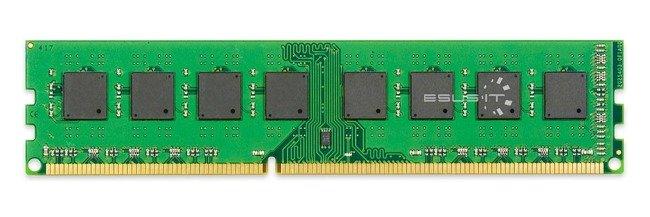 Memory RAM 1x 1GB Kingston NON-ECC UNBUFFERED DDR3 1333MHz PC3-10600 UDIMM   9995402-049.A00G