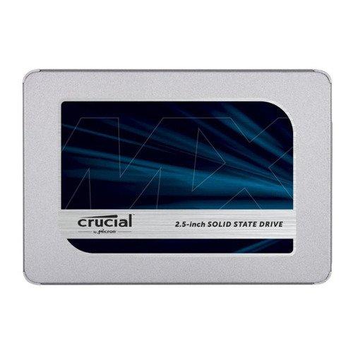 SSD disk Crucial MX500 1TB 2.5'' SATA 6Gb/s TLC 3D-NAND   CT1000MX500SSD1